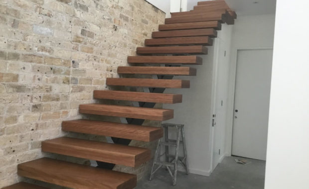 Design & Construct Staircase New House Manly