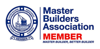 Member of the Master Builders Ass NSW