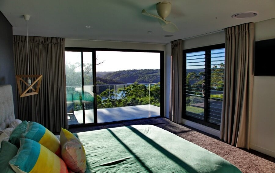 Master Bedroom - New Luxury Home - Seaforth - The Right Builder