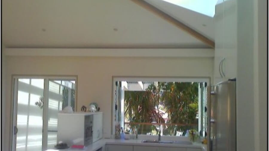 Kitchen & Skylight Top Floor Extension - Dee Why - The Right Builder