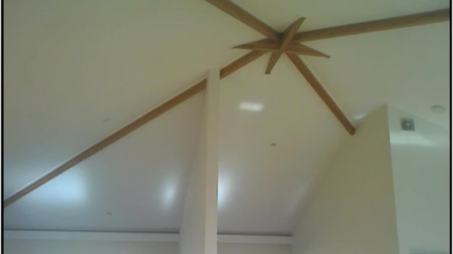 Ceiling Top Floor Extension - Dee Why - The Right Builder