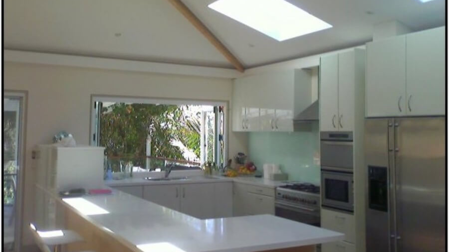 Kitchen Top Floor Extension - Dee Why - The Right Builder