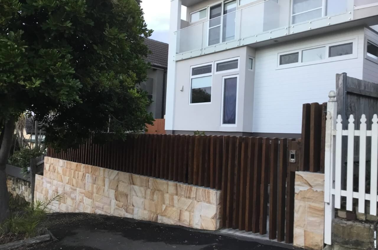 The Fence New Luxury Home – Manly The Right Builder